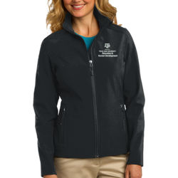 CEHD Ladies Core Soft Shell Jacket Thumbnail