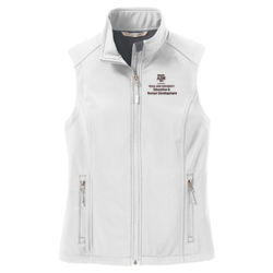 CEHD Ladies Core Soft Shell Vest  Thumbnail