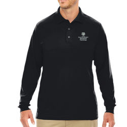 EPSY Pinnacle Performance L/S Piqué Polo Thumbnail
